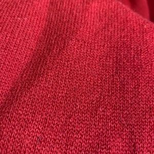 J. Crew Jackets & Coats - Red Lambswool Coat Jacket J. Crew SMALL